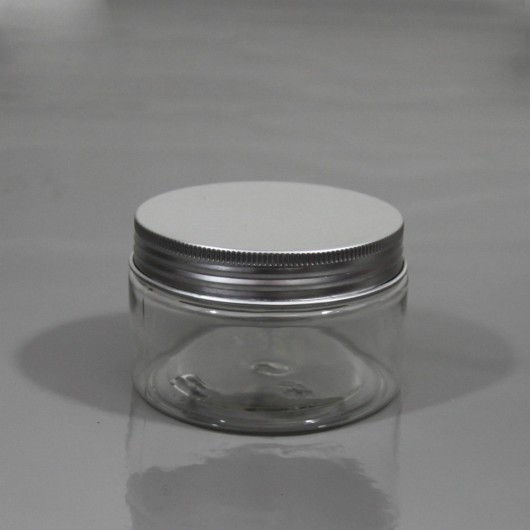 Баночка 50 мл (пластиковая с алюминиевой крышкой)
