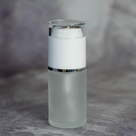 Флакон с дозатором 50 мл. (матовый,стекло)