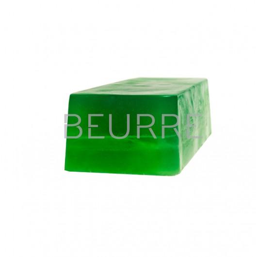 Форма для мыла Прямоугольник с бортиками маленький (силиконовый)