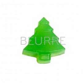 Форма для мыла Елочка (3 ячейки, силиконовая)