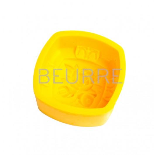 Форма для мыла Цветок №3 (силиконовая)