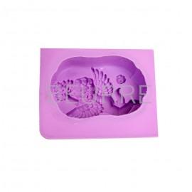 Форма для мыла Ангел (силиконовая)