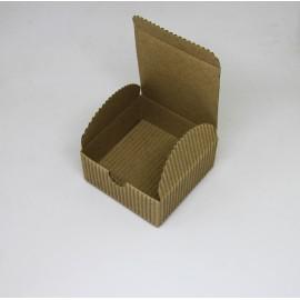 Коробка №4 Натуральня рифленная