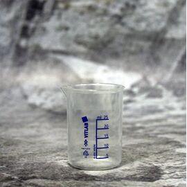 Мерный стакан лабораторный Vitlab 25 мл.