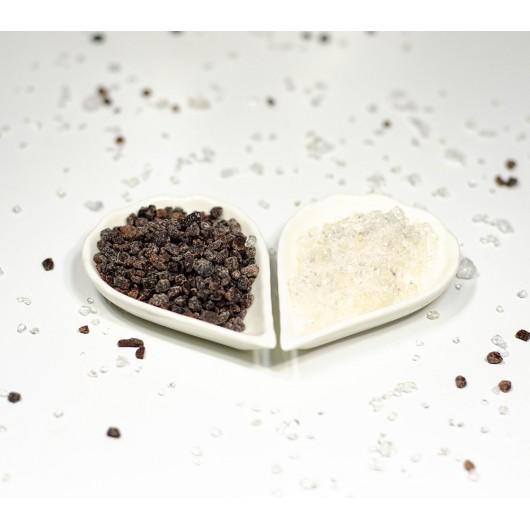 Соль черная гималайская 200 г.