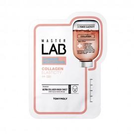 Маска для лица тканевая Tony Moly омолаживающая с коллагеном Collagen elasticity