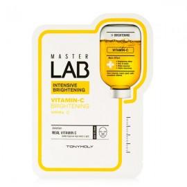 Маска для лица тканевая Tony Moly осветляющая с витамином C Vitamin-C brightening