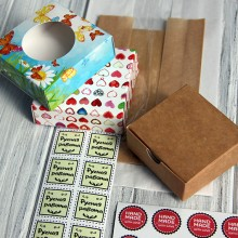 Упаковка для мыла и косметки