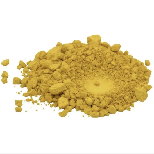 Пигмент косметический желтый (оксид железа) 50 г.