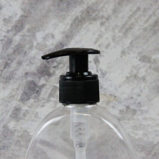 Дозатор стандарта 28/410 (черный, soap)
