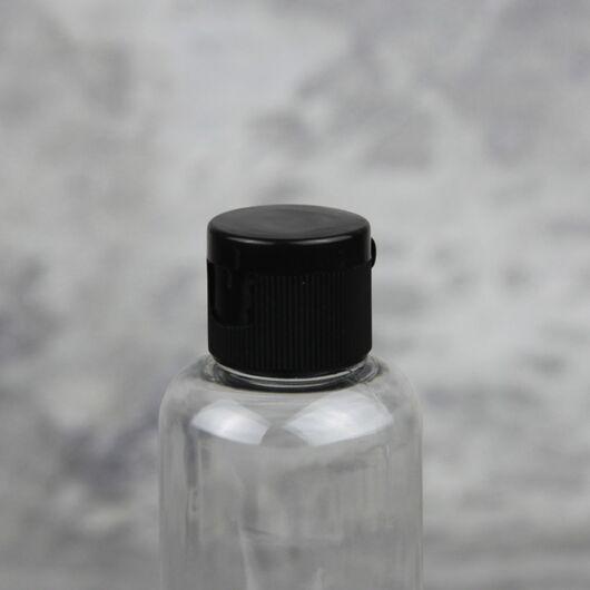Флип-топ черный стандарта 24/410