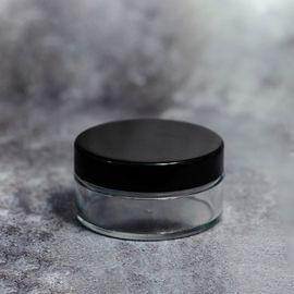 Баночка (пластиковая с черной крышкой) 20 мл