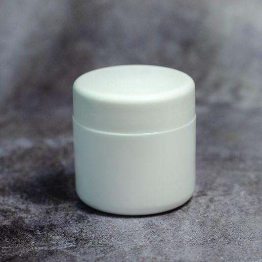 Баночка 50 мл (термос, белая)