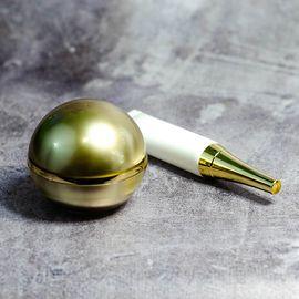 Баночка золотая 15 мл. (акрил)
