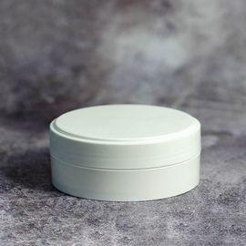 Баночка 100 мл (белая, пластик)