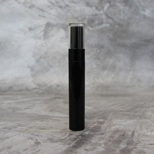 Туба для туши (черная)