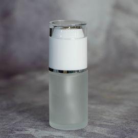 Флакон с дозатором (матовый, стекло) 30 мл.