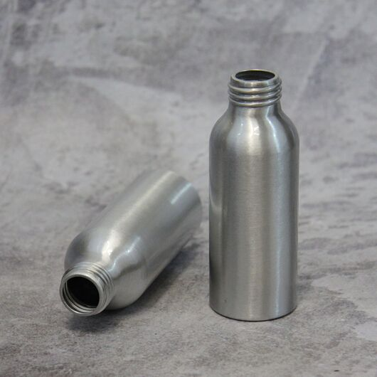 Алюминиевый флакон 100 мл стандарта 24/410