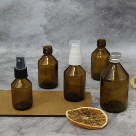 Флакон Рея 30 мл (коричневый, стекло)