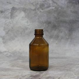Флакон Рея 50 мл (коричневый, стекло)