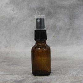Флакон с распылителем 25 мл (коричневый, стекло)