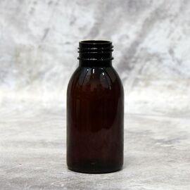 Флакон Милена 100 мл коричневый стандарта 28/410