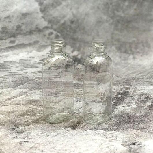 Флакон Милена 50 мл. прозрачный стандарта 18/415