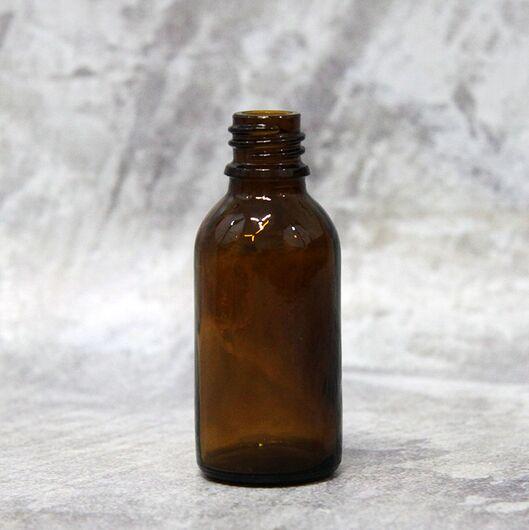 Флакон Клио 30 мл (коричневый, стекло)