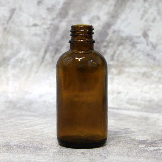 Флакон Клио 50 мл (коричневый, стекло)
