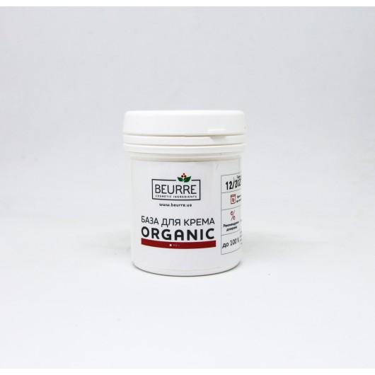 Основа для крема, органическая 50 г.