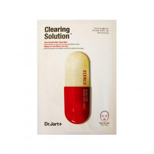 Маска для лица Dr.Jart очищающая с салициловой кислотой Clearing Solution