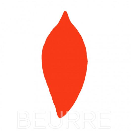 Пигмент Неоновый оранжевый жидкий S 10 г.