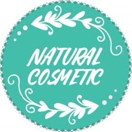 Наклейка Natural Cosmetic (бирюзовые, 10 шт)