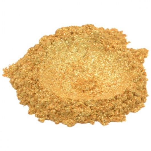 Мика золотая gold 24 karat 2 г.