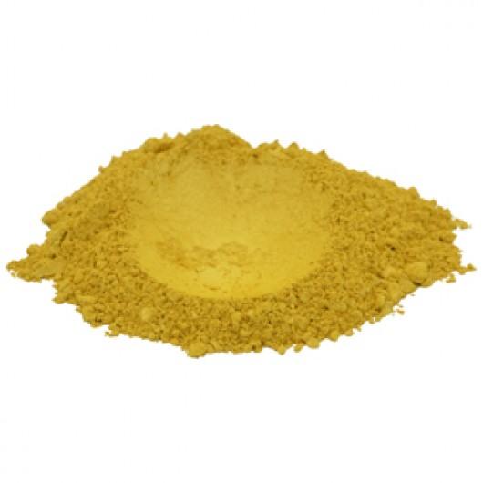 Мика желтая soft yellow 2 г.