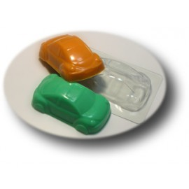 Форма для мыла Жук (пластик)