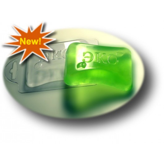Форма для мыла Эко (пластик)