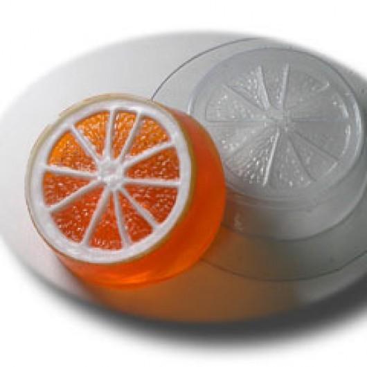 Форма для мыла Апельсин (пластик)