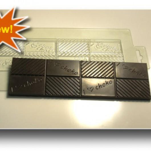 Форма для шоколада Чоколав (пластик)