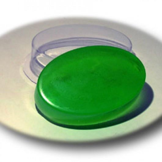 Форма для мыла Овал (пластик)