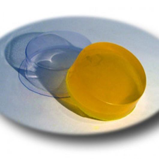 Форма для мыла Круг (пластик)