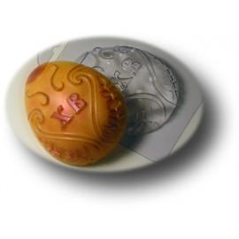 Форма для мыла Пасхальное яйцо (пластик)