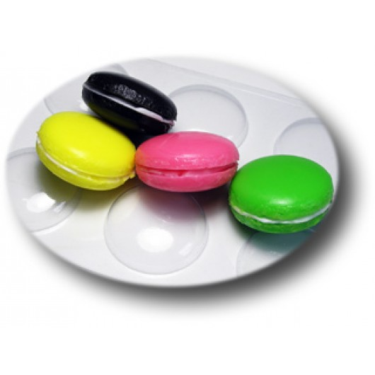 Форма для мыла Макаронс (пластик)