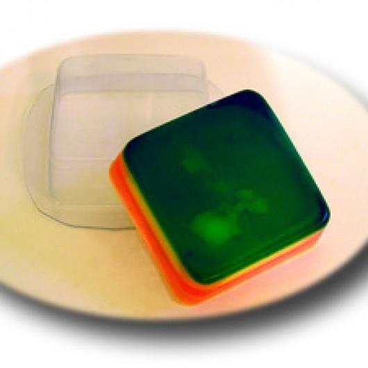 Форма для мыла Квадрат (пластик)