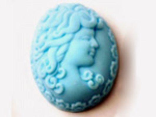 Форма для мыла Портрет (силиконовая)