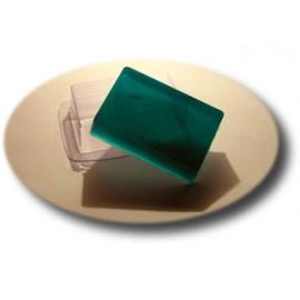 Форма для мыла Прямоугольник (пластик)